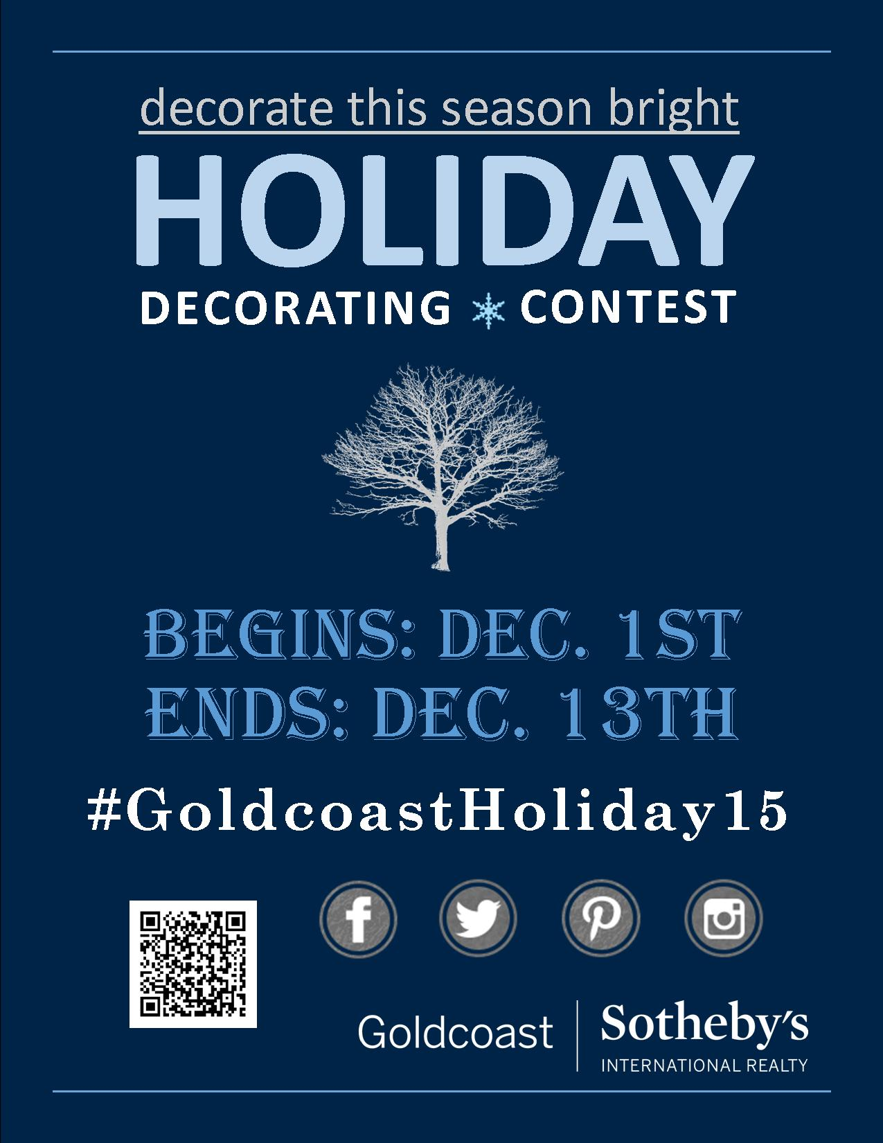 Goldcoast Sotheby's Holiday Decorating Contest