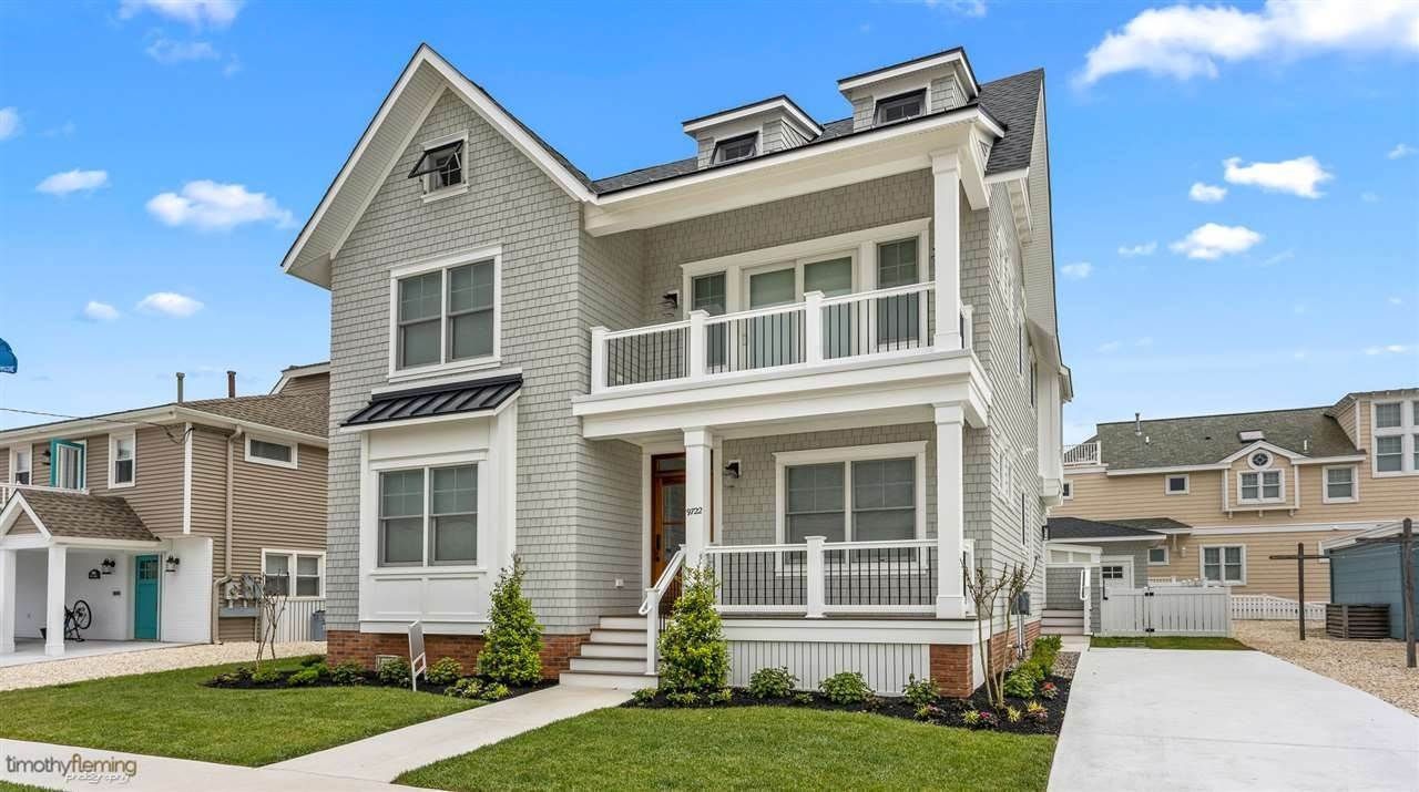 Single Family Homes por un Venta en 9722 First Avenue Stone Harbor, Nueva Jersey 08247 Estados Unidos