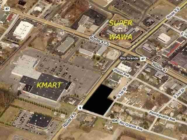 Land for Sale at 3808-3906 Route 9 South Rio Grande, New Jersey 08242 United States