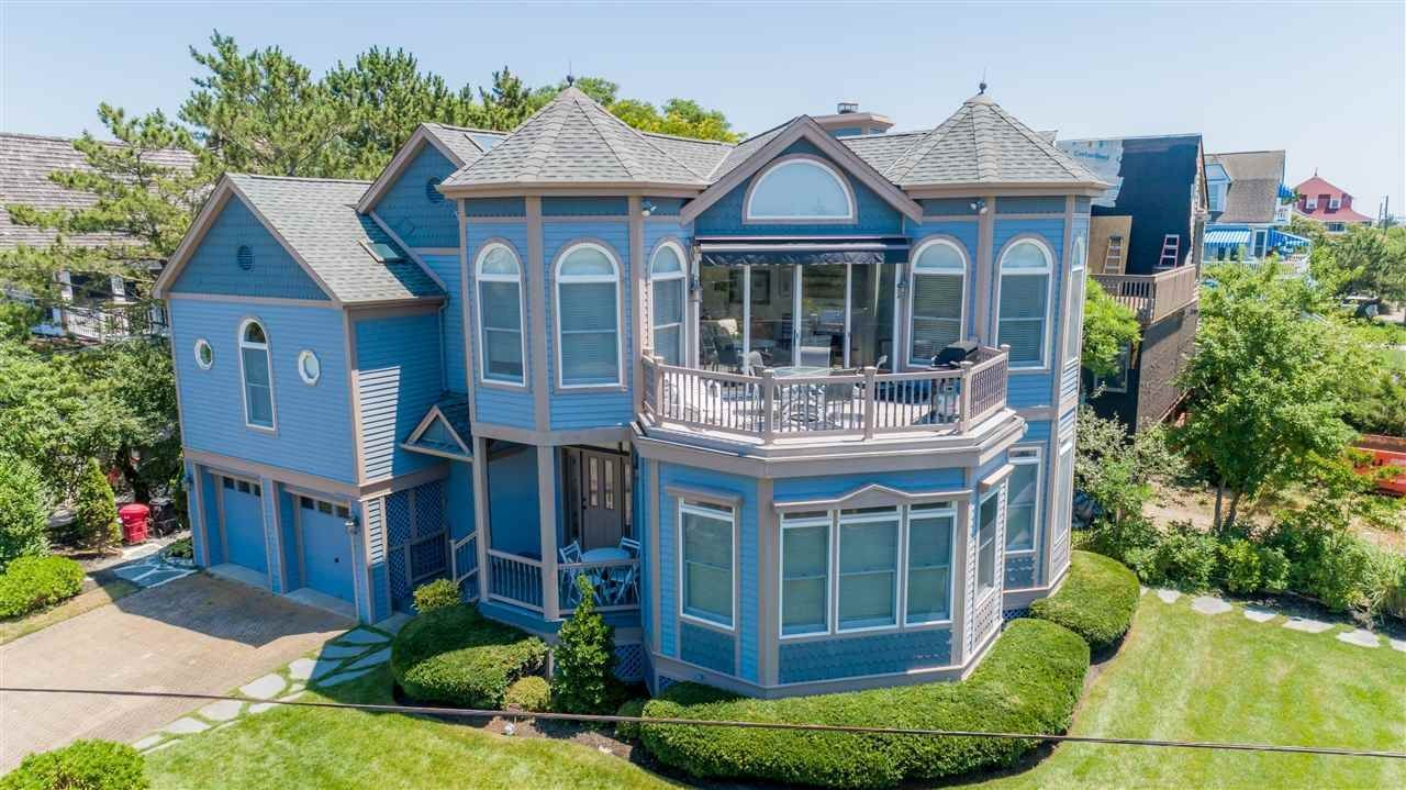 Single Family Homes 为 销售 在 101 Whilldin Avenue Cape May Point, 新泽西州 08212 美国