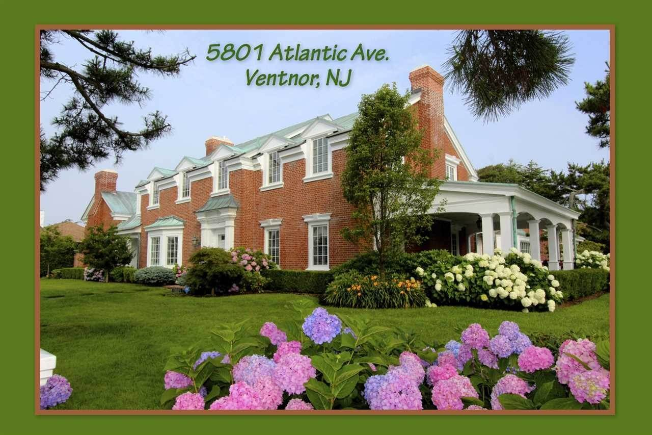 Single Family Homes por un Venta en 5801 Atlantic Avenue Ventnor, Nueva Jersey 08406 Estados Unidos