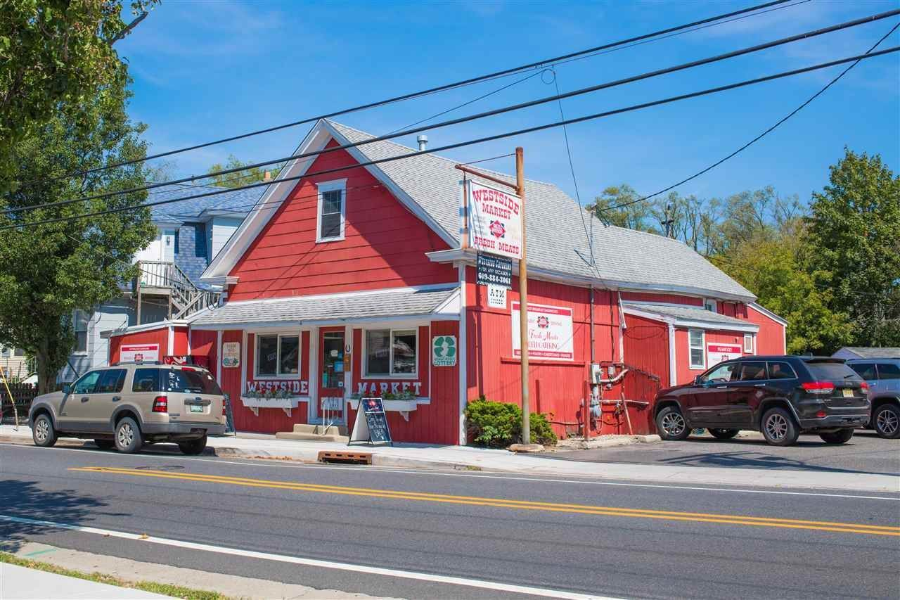 Commercial for Sale at 517 Broadway West Cape May, New Jersey 08204 United States