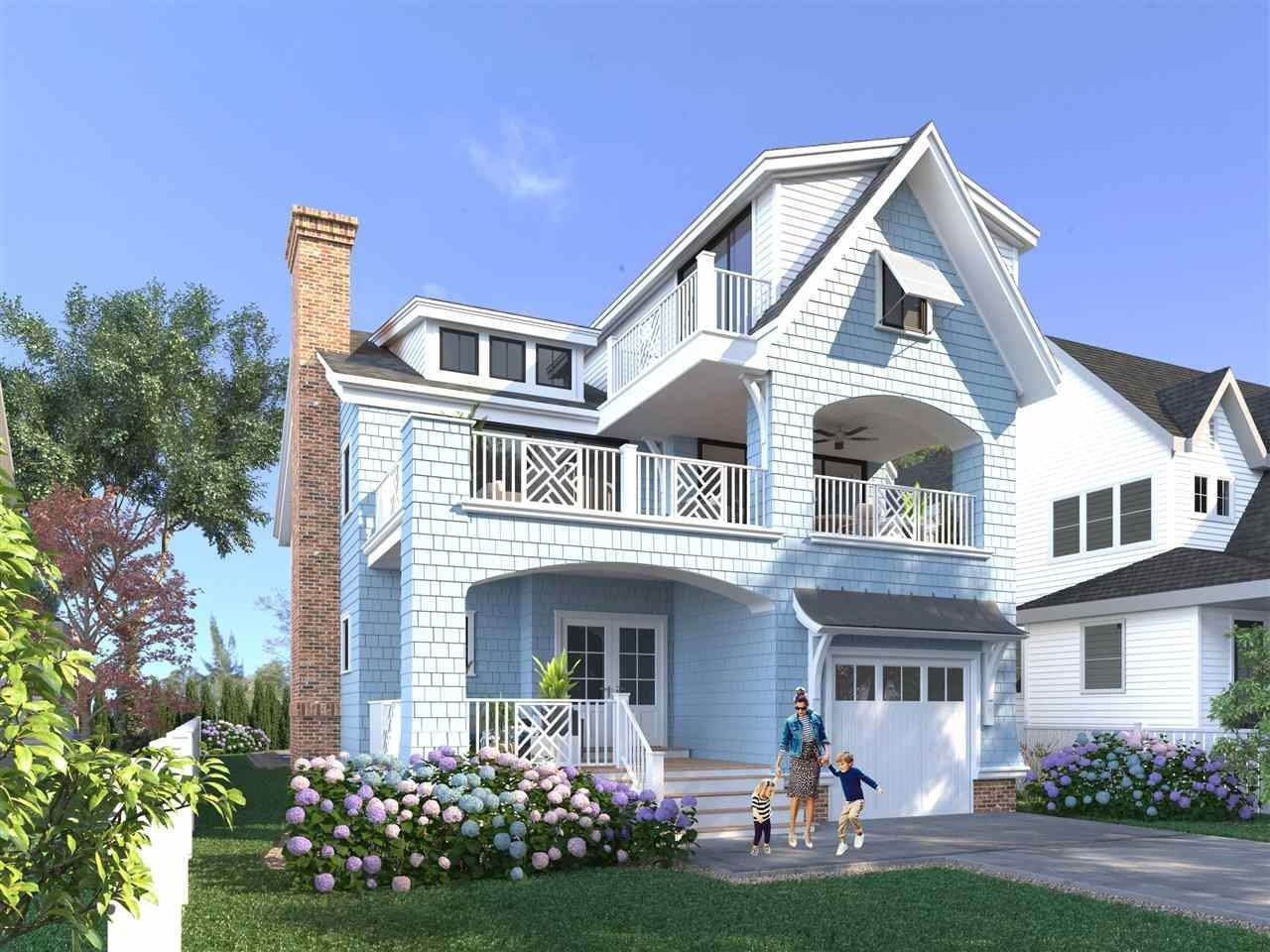 Single Family Homes for Sale at 24 E 19th Street Avalon, New Jersey 08202 United States