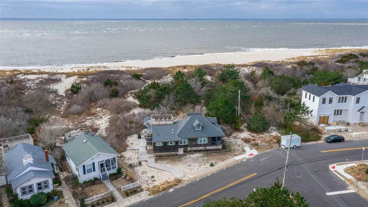 Single Family Homes for Sale at 207 Central Avenue Cape May Point, New Jersey 08212 United States