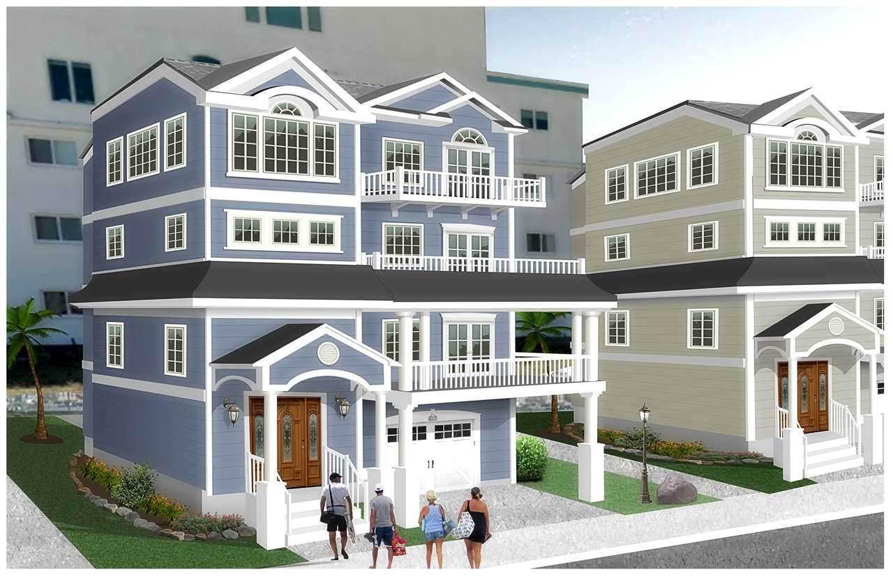 Single Family Homes por un Venta en 421 E Louisville Avenue Wildwood Crest, Nueva Jersey 08260 Estados Unidos