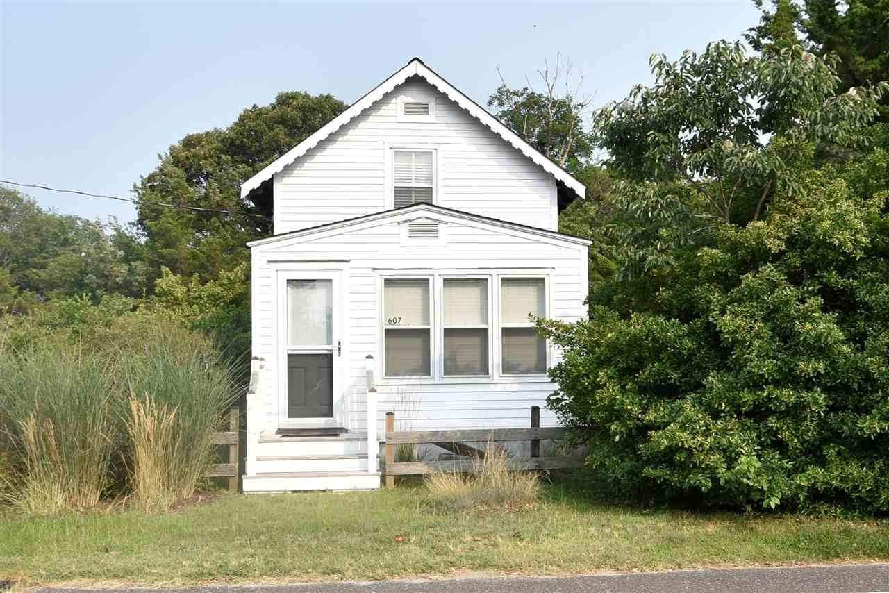 Single Family Homes for Sale at 607 Cape Avenue Cape May Point, New Jersey 08212 United States