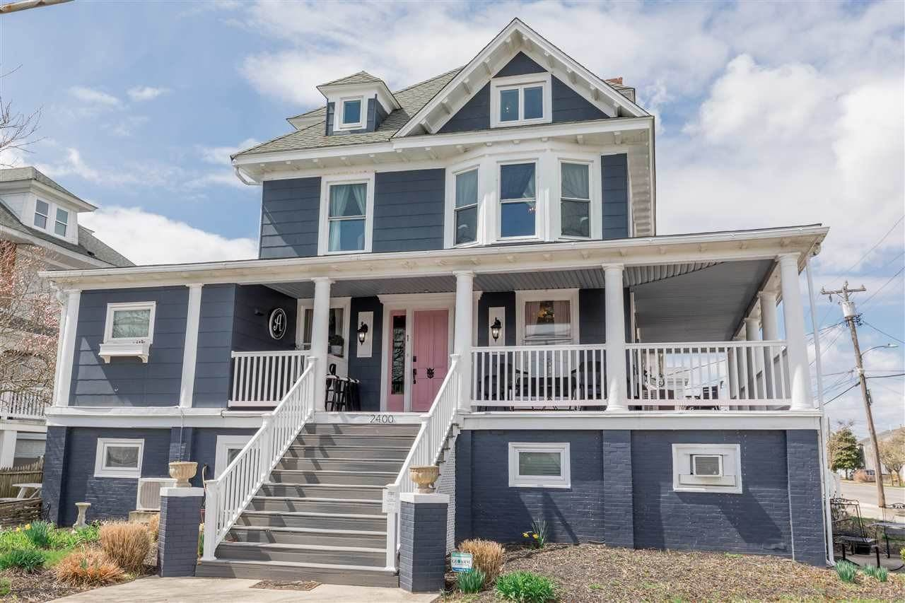 Multi-Family Homes por un Venta en 2400 Central Avenue North Wildwood, Nueva Jersey 08260 Estados Unidos