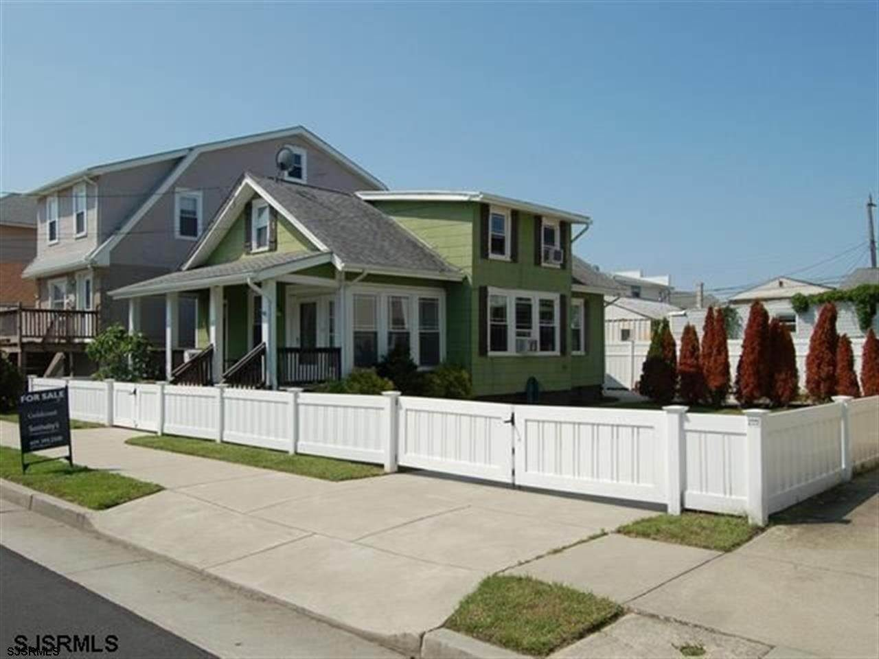 Single Family Homes at 122 N Princeton Ave Ventnor City Ventnor, New Jersey 08406 United States