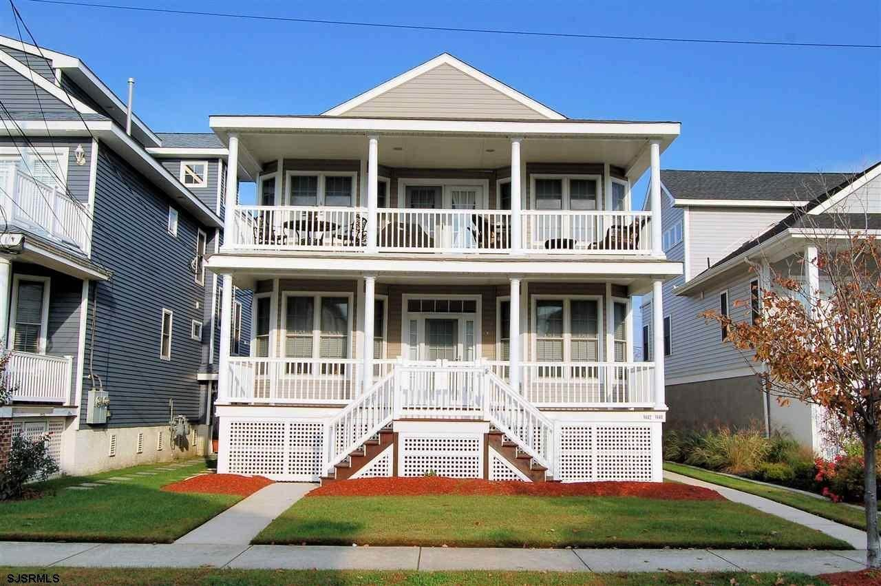 Condominiums at 1442 Simpson Ave Ocean City/Central Ocean City, New Jersey 08226 United States