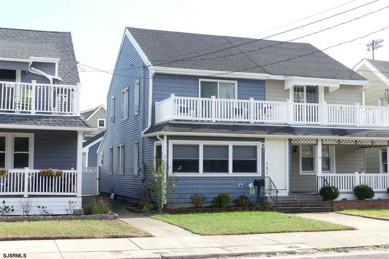 Single Family Homes at 437 Bay Ave Ocean City/Bay Area Ocean City, New Jersey 08226 United States