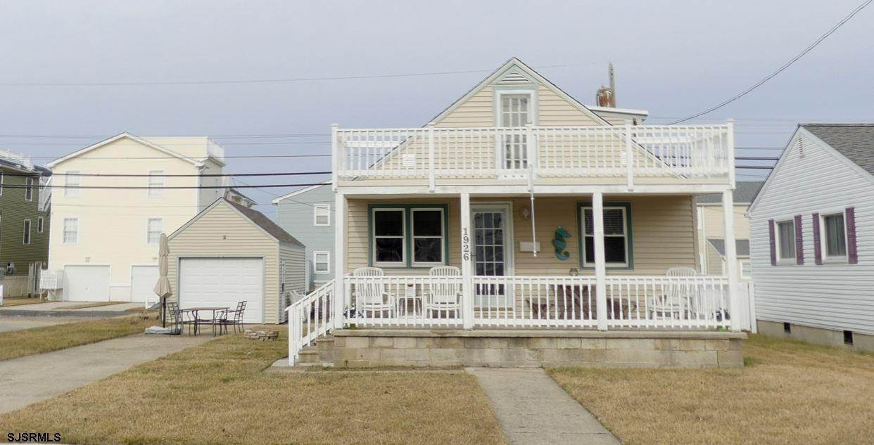 Single Family Homes at 1926 West Ave Ocean City/18th-34th Sts Ocean City, New Jersey 08226 United States