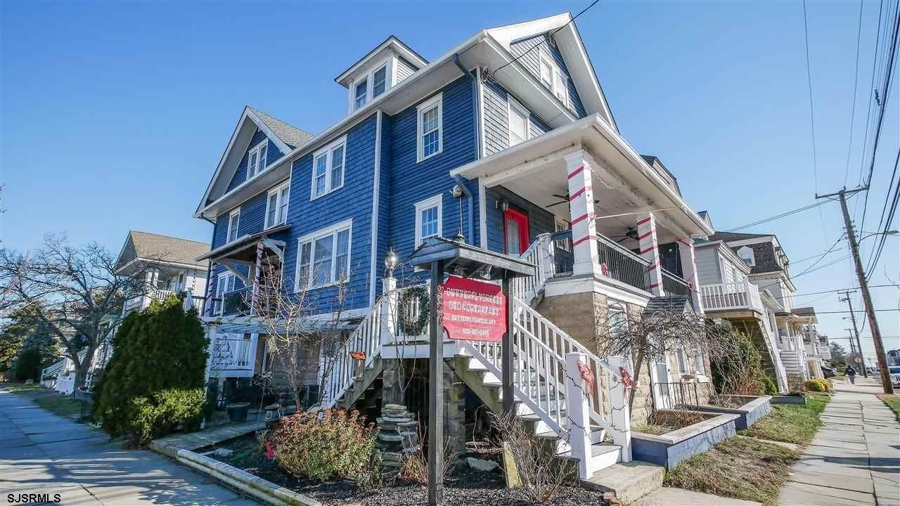 Multi Family at 637 Wesley Ave Ocean City/Central Ocean City, New Jersey 08226 United States