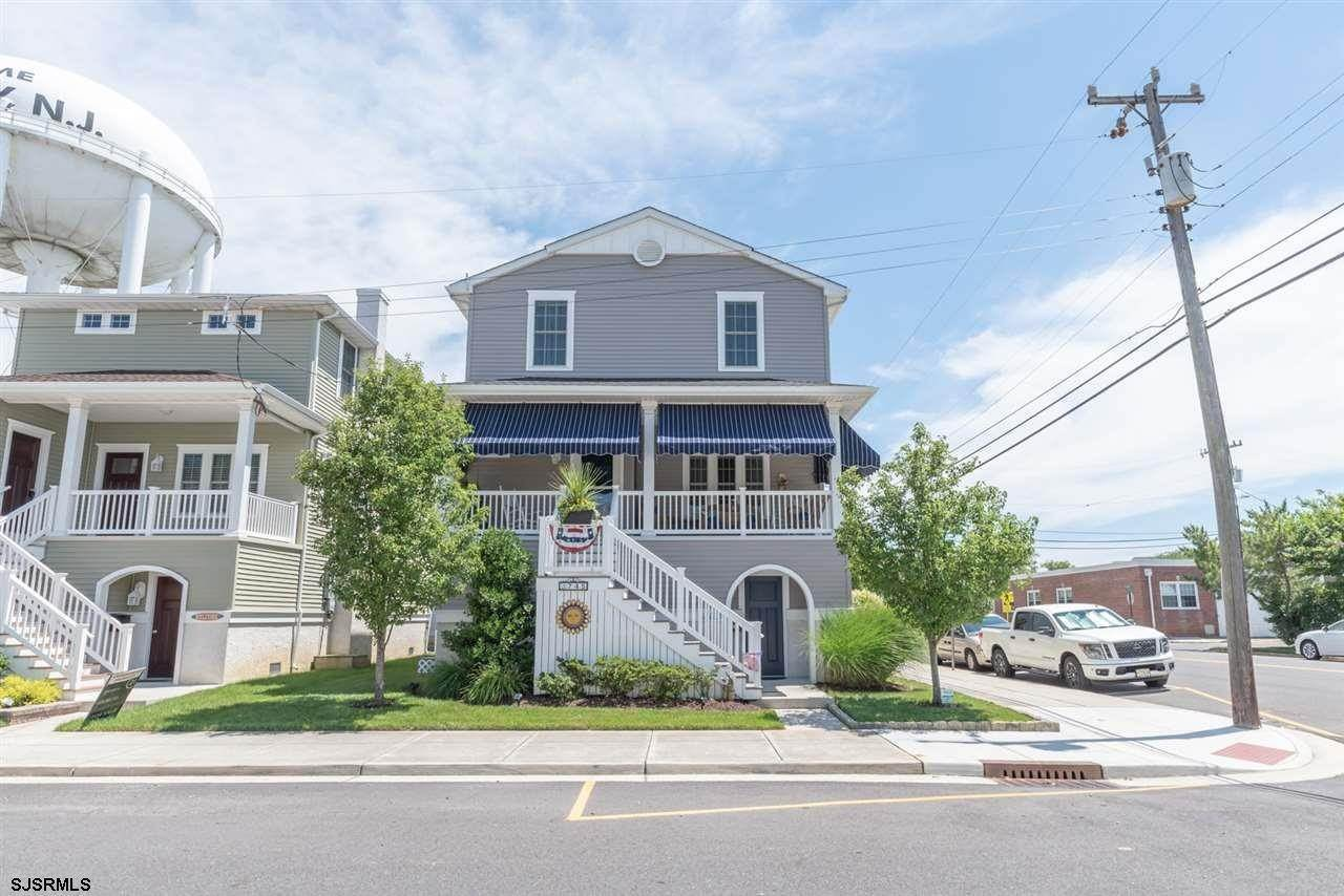 Single Family Homes at 745 Moore Ave Ocean City/Central Ocean City, New Jersey 08226 United States