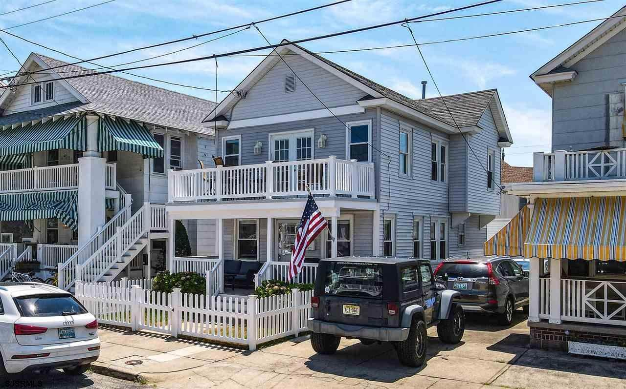 Single Family Homes at 11 Gardens Road Ocean City/Gardens Ocean City, New Jersey 08226 United States