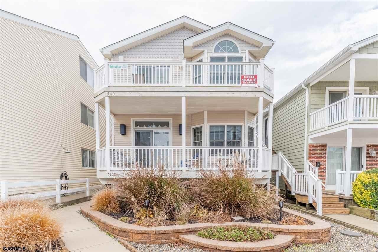 Condominiums at 5110 Asbury Ave Ocean City/Southend Ocean City, New Jersey 08226 United States