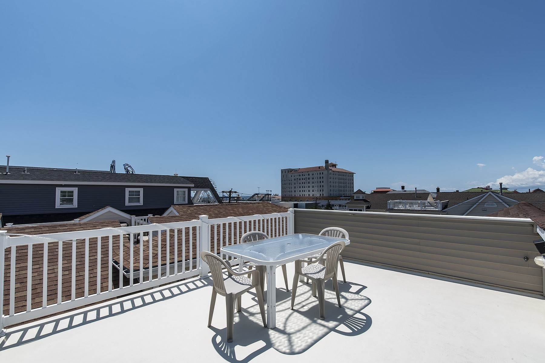 33. Duplex Homes for Sale at Centrally Located Duplex 631 E 10th Street Ocean City, New Jersey 08226 United States