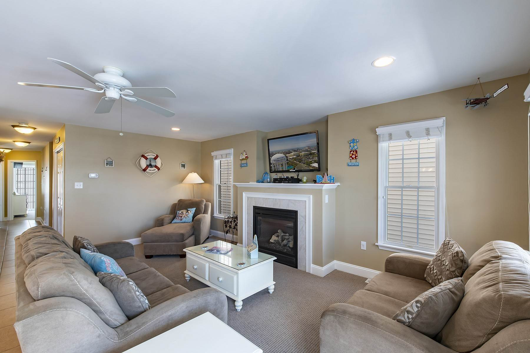 10. Duplex Homes for Sale at Centrally Located Duplex 631 E 10th Street Ocean City, New Jersey 08226 United States