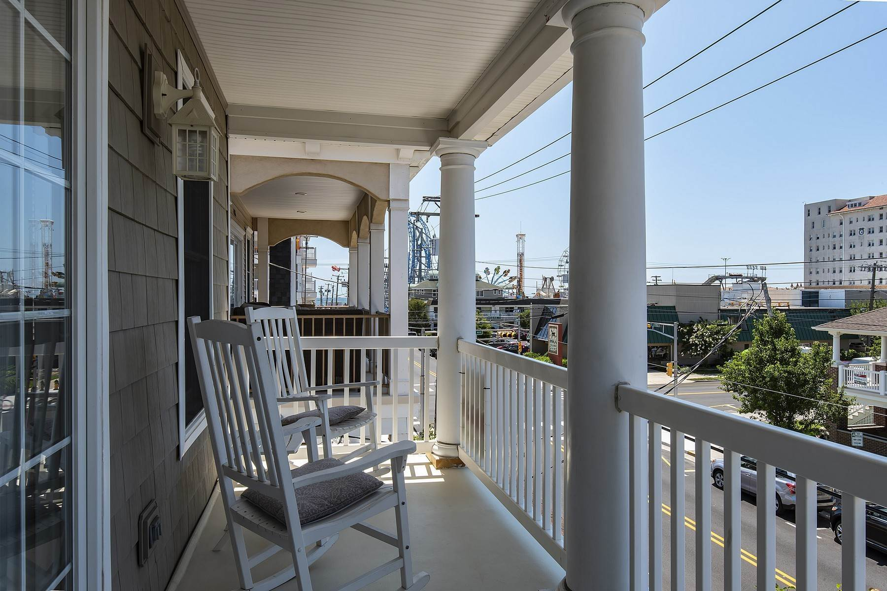 31. Duplex Homes for Sale at Centrally Located Duplex 631 E 10th Street Ocean City, New Jersey 08226 United States