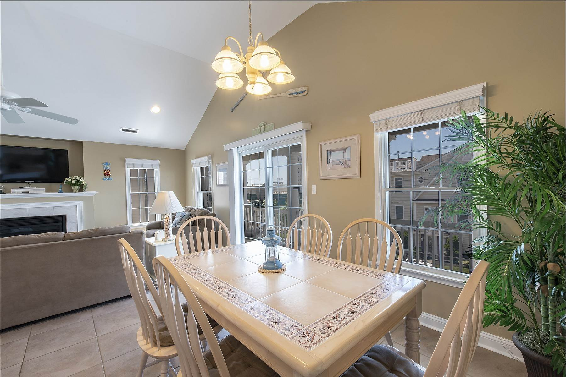 24. Duplex Homes for Sale at Centrally Located Duplex 631 E 10th Street Ocean City, New Jersey 08226 United States