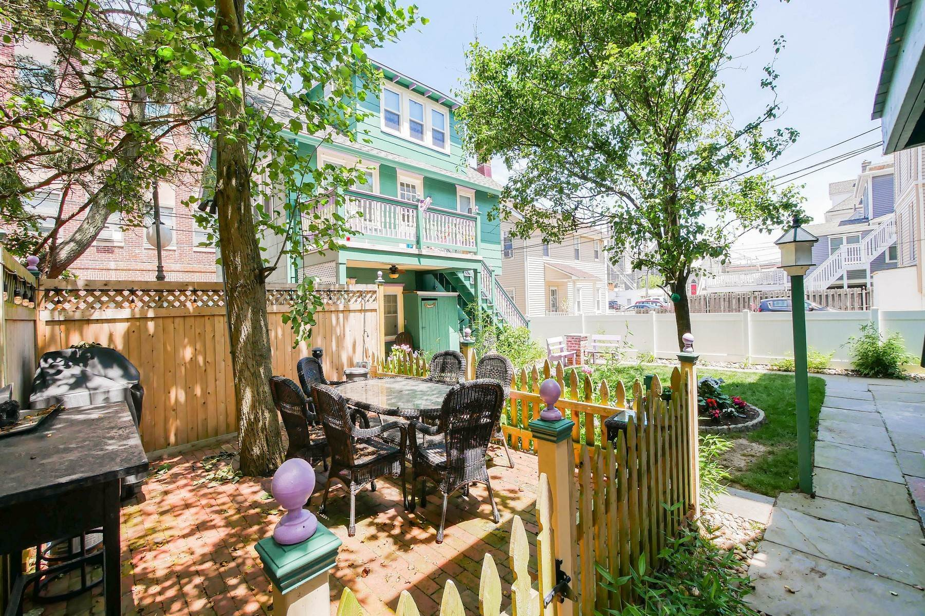 34. Multi-Family Homes for Sale at The Painted Lady Victorian Home 816 Wesley Ave Ocean City, New Jersey 08226 United States