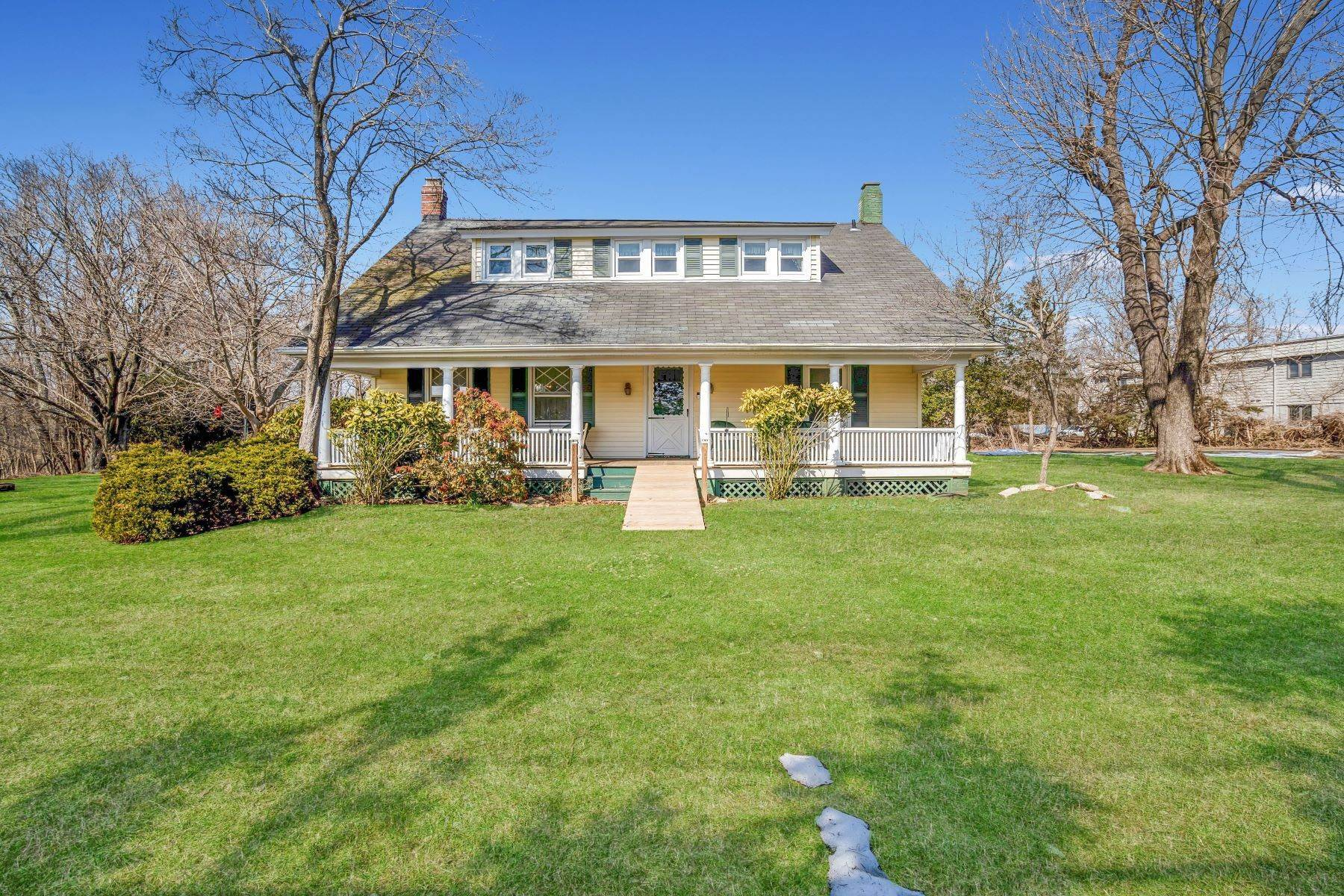 Single Family Homes for Sale at Centrally Located in Holmdel 24 Schanck Road Holmdel, New Jersey 07733 United States