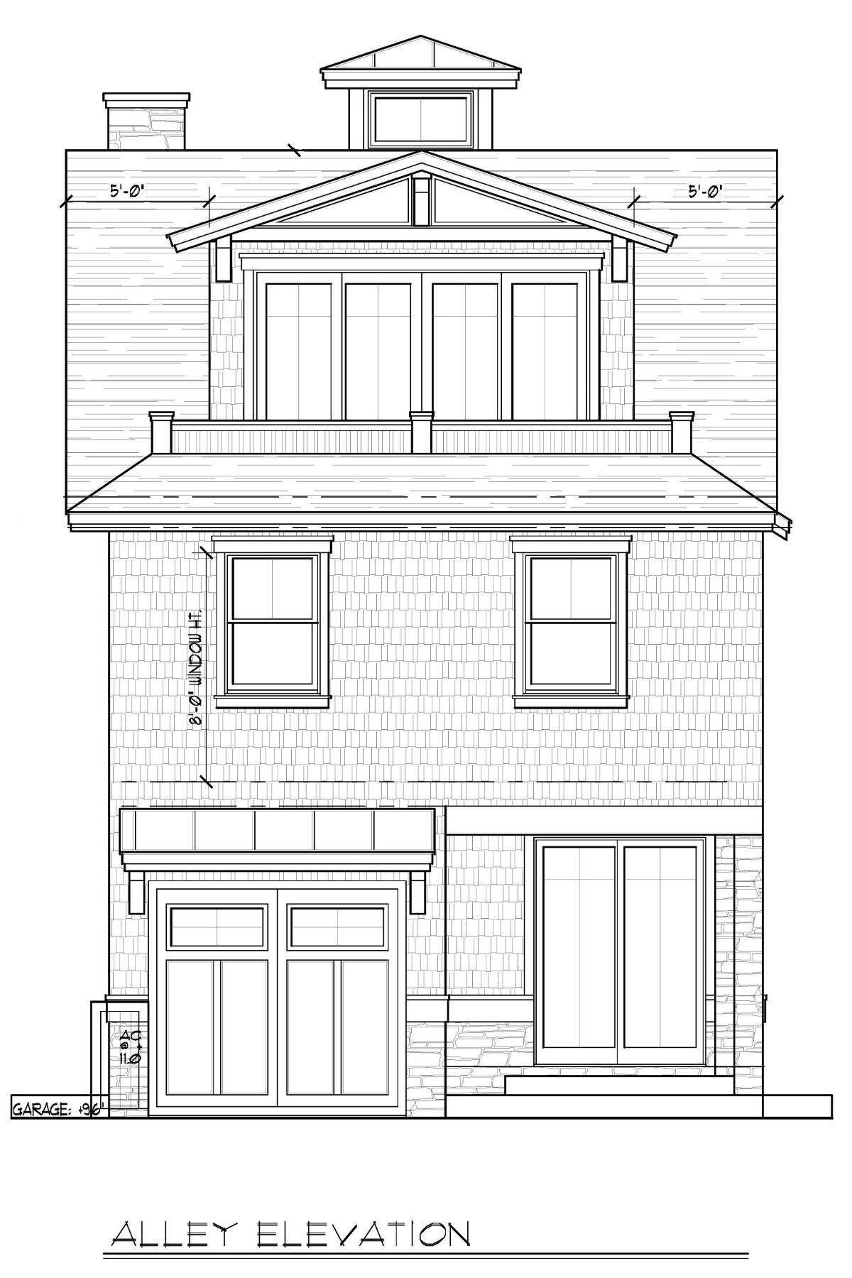 2. Single Family Homes for Sale at New Construction with Ocean Views 1526 Wesley Avenue Ocean City, New Jersey 08226 United States