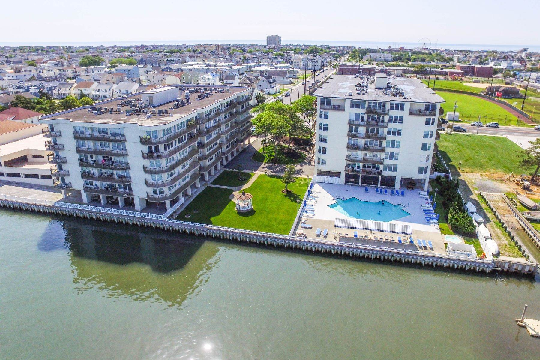 Condominiums for Sale at 500 Bay Condo 500 Bay Avenue, 202S Ocean City, New Jersey 08226 United States