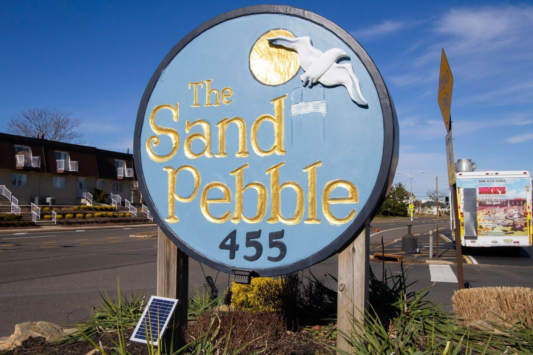 Condominiums for Sale at The Sand Pebble 455 Ocean Blvd #26 Long Branch, New Jersey 07740 United States