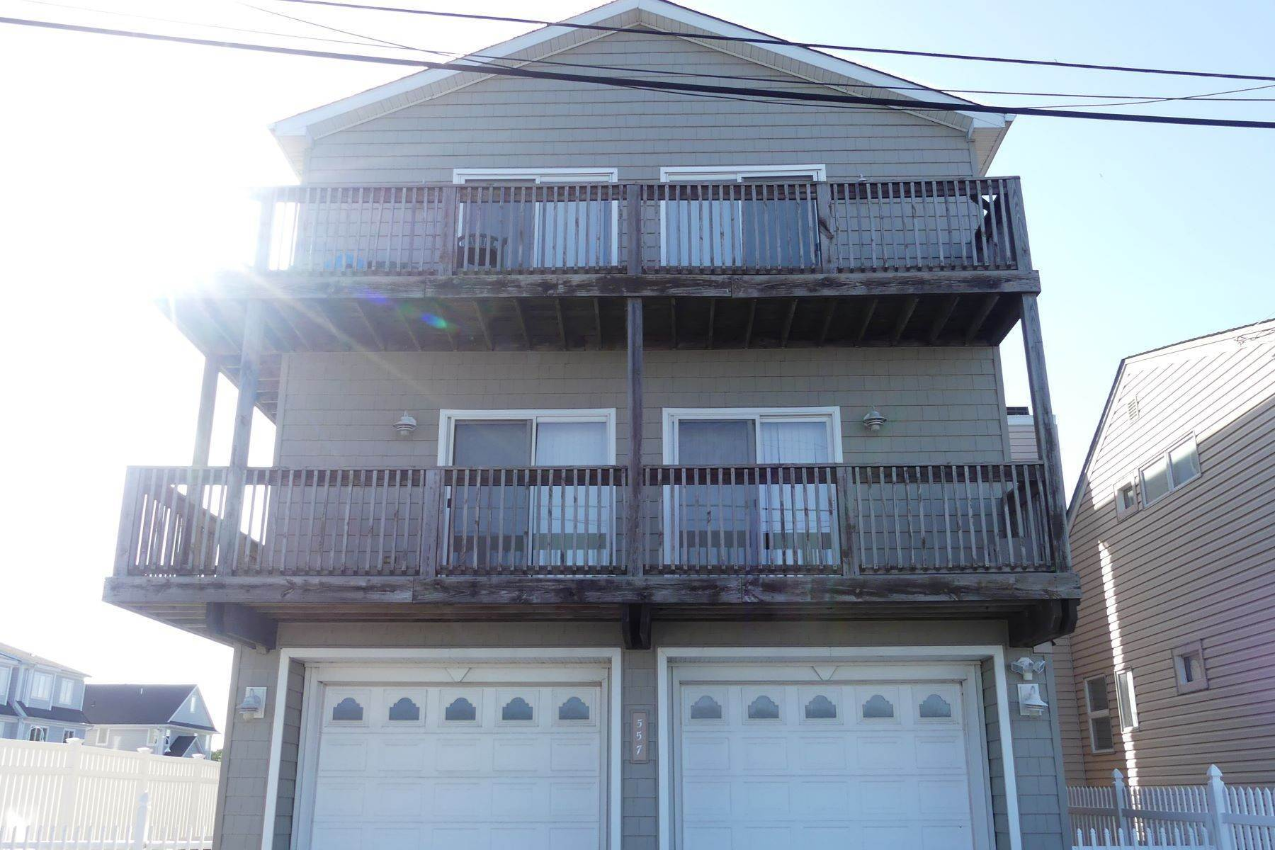 Single Family Homes at Weekly Rental in Somers Point 557 Launch Avenue Somers Point, New Jersey 08244 United States