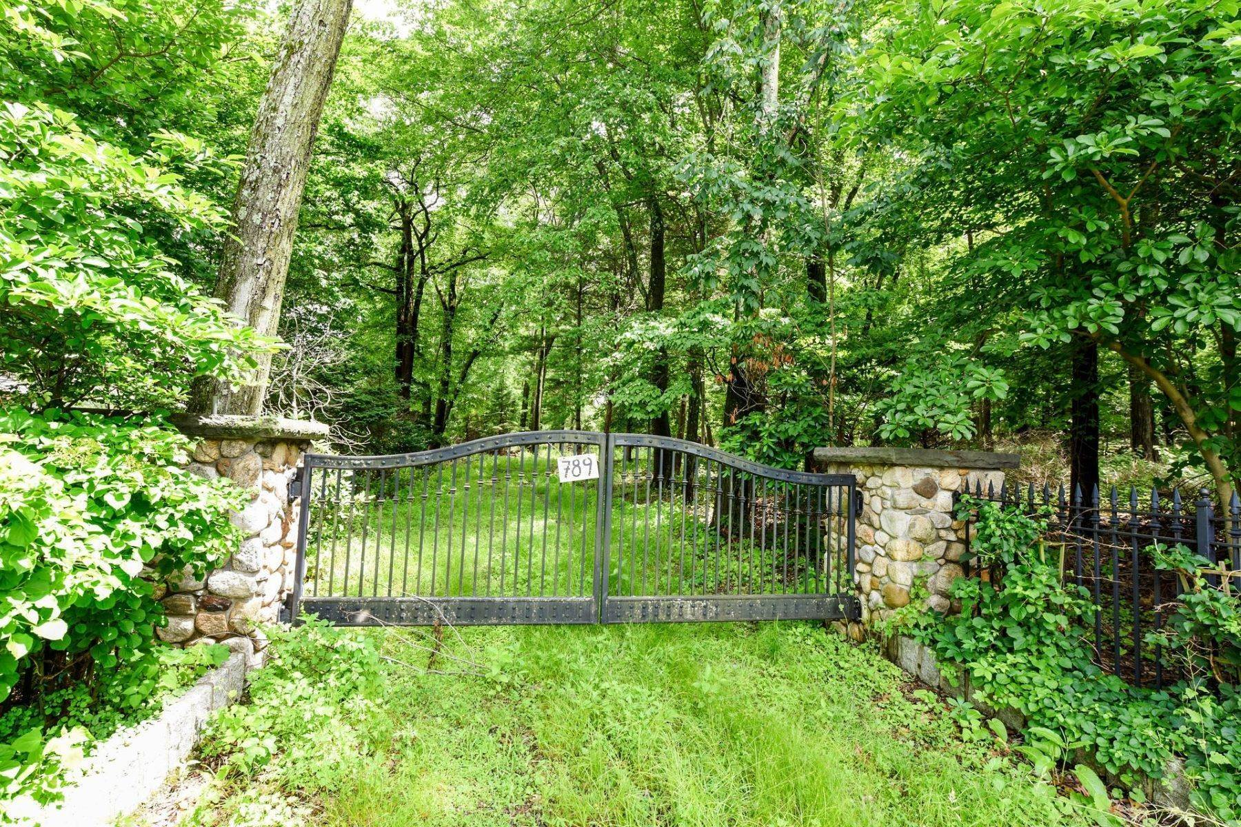 Land for Sale at Magnificent Property 789 Colonial Rd Franklin Lakes, New Jersey 07417 United States