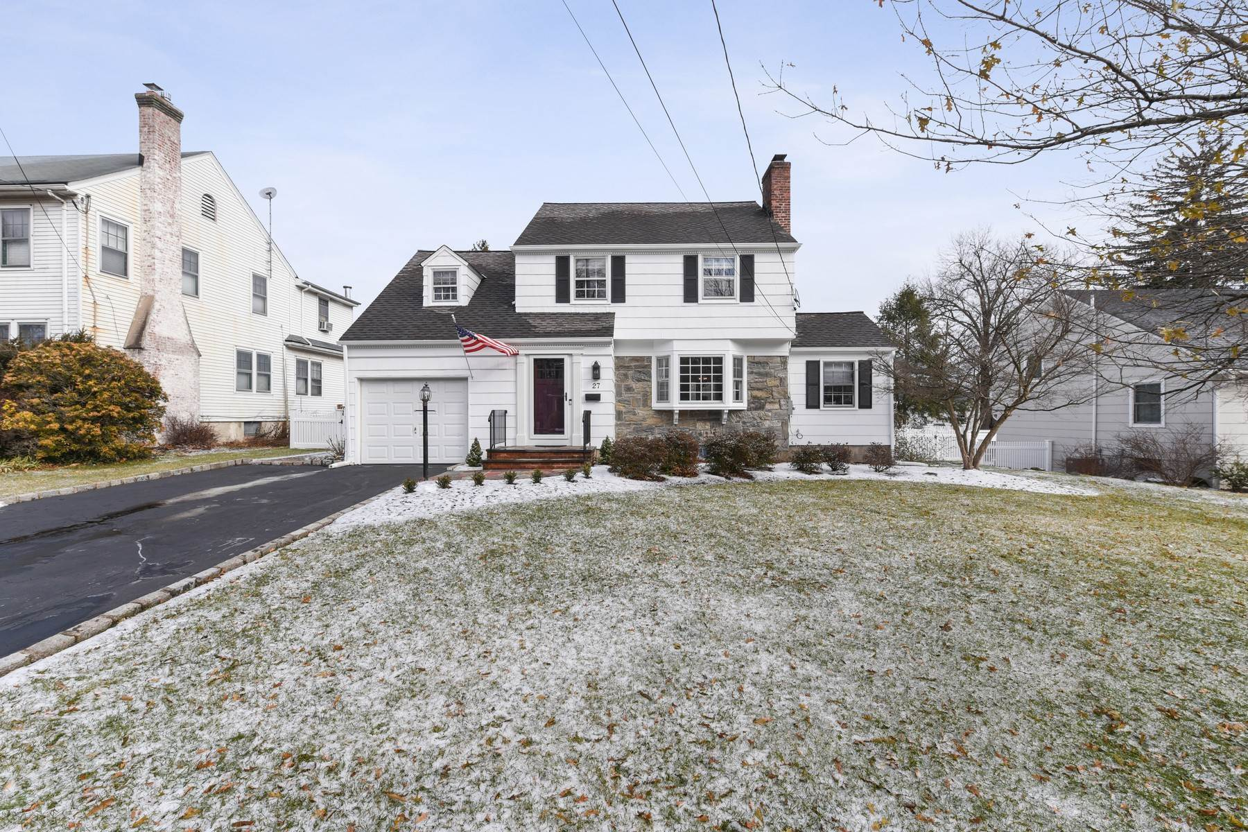 Single Family Homes for Sale at Wonderfully Updated Colonial on a Quiet Tree Lined Street 27 Beech Avenue Madison, New Jersey 07940 United States