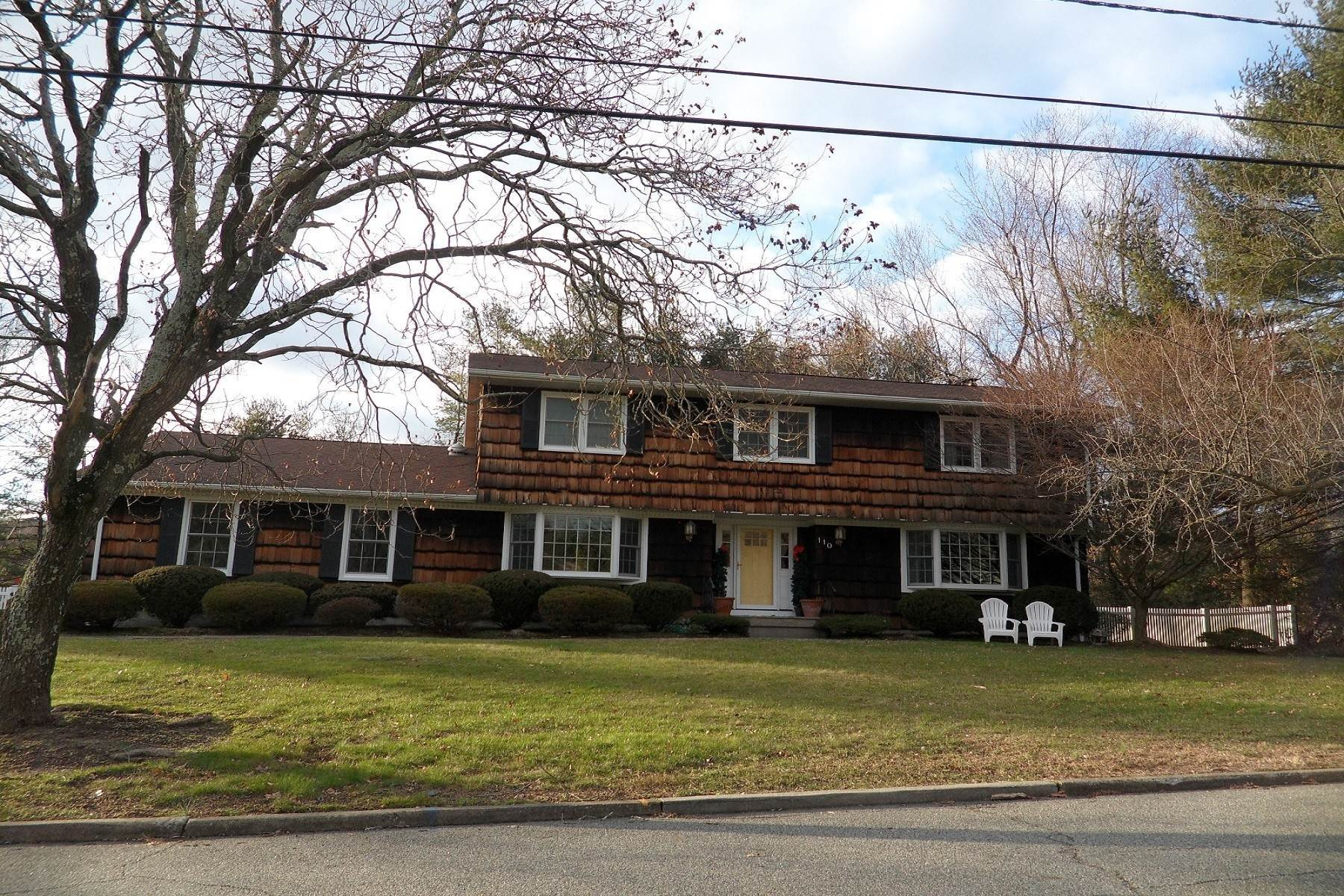 Single Family Homes for Sale at 110 Clairmont Dr Woodcliff Lake, New Jersey 07677 United States
