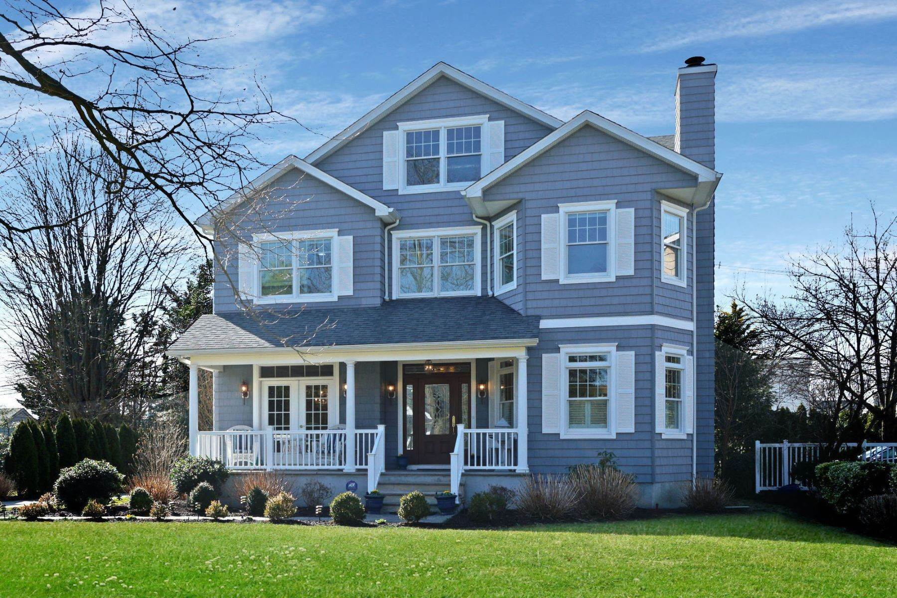 Single Family Homes for Sale at Classic Shore Colonial 510 Crescent Parkway Sea Girt, New Jersey 08750 United States