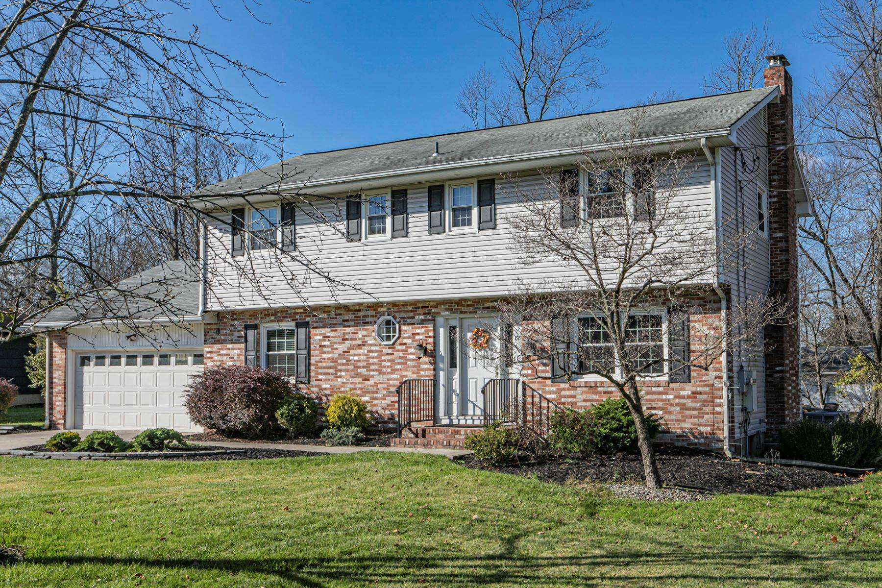 Single Family Homes for Sale at Pristine and Stylish, with Sunshine for Days 88 Mountainview Road Ewing, New Jersey 08628 United States
