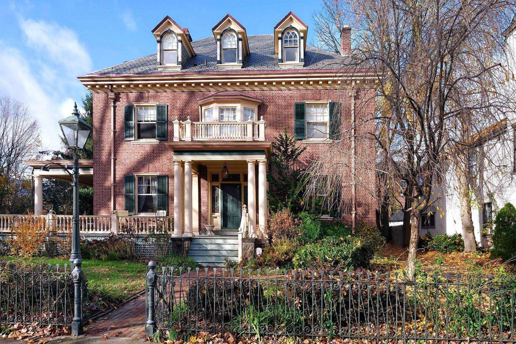 Single Family Homes for Sale at A Once In A Lifetime Home 42 York Street Lambertville, New Jersey 08530 United States