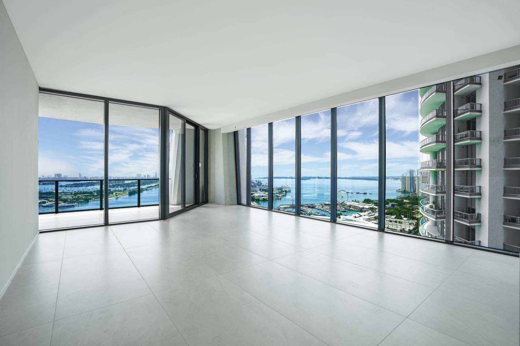 Condominiums en 1000 Biscayne Blvd, 3701 Miami, Florida 33132 Estados Unidos