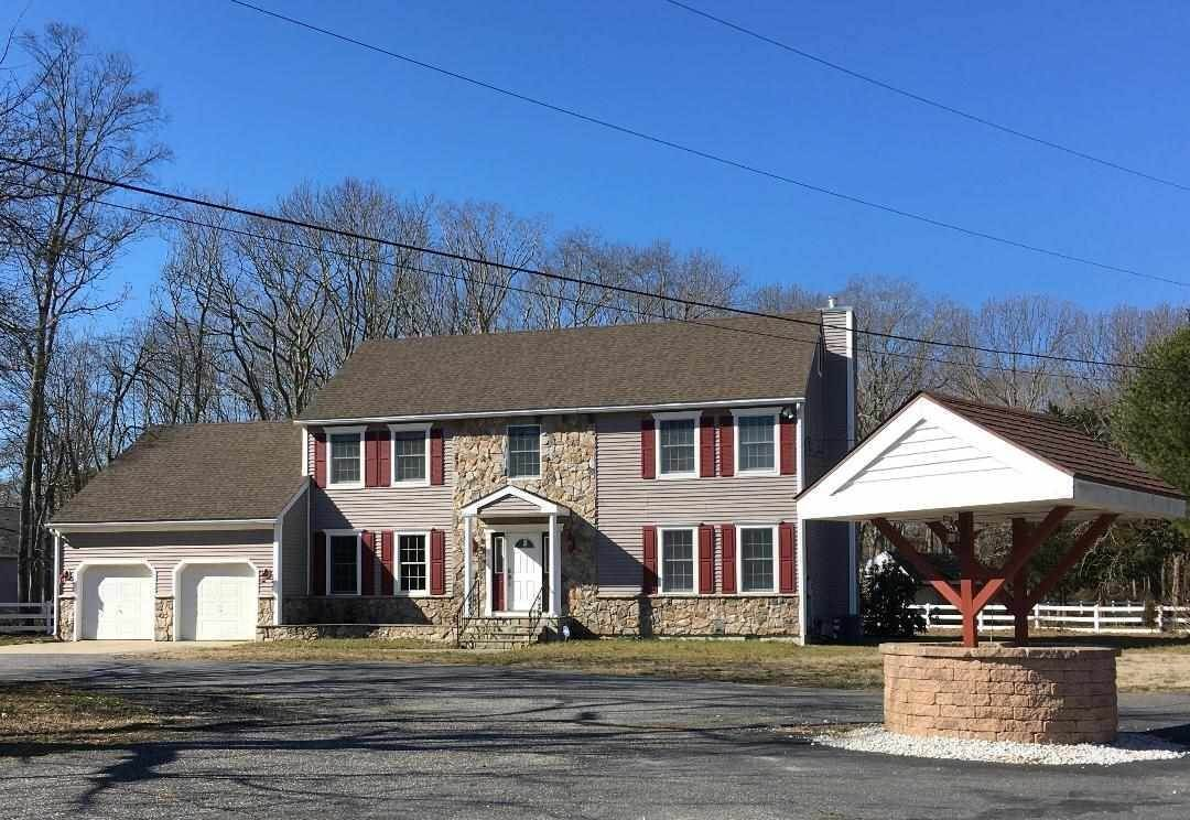 Single Family Homes for Sale at 425 Shunpike Road Cape May Court House, New Jersey 08210 United States