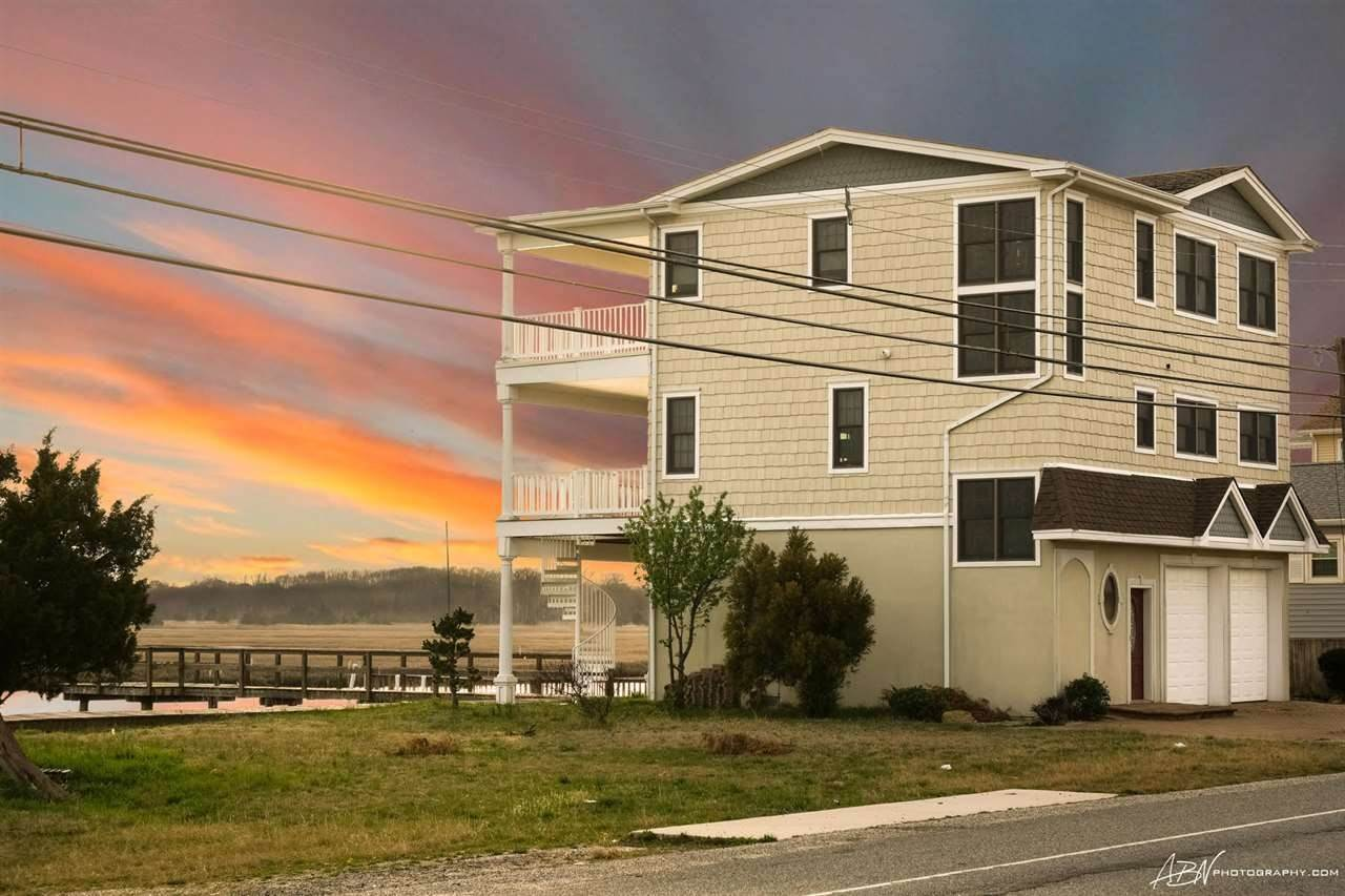 Single Family Homes for Sale at 627 Stone Harbor Boulevard Cape May Court House, New Jersey 08210 United States