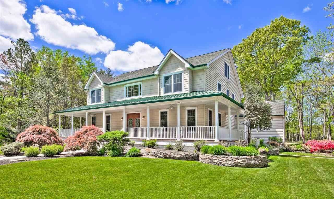 Single Family Homes for Sale at 197 Tattlers Road Cape May Court House, New Jersey 08214 United States