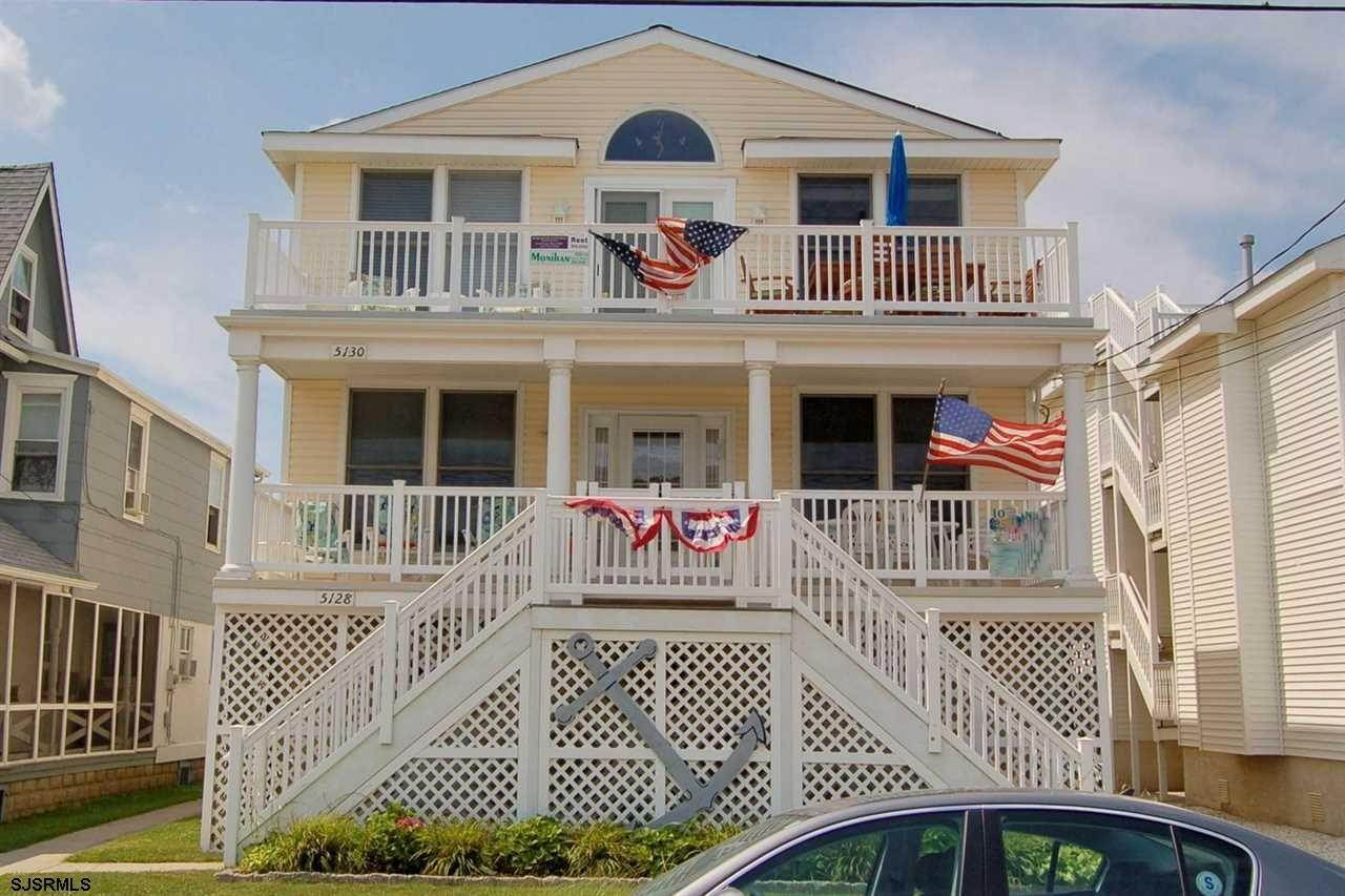 Condominiums at 5128 Central Ave Ocean City/Southend Ocean City, New Jersey 08226 United States